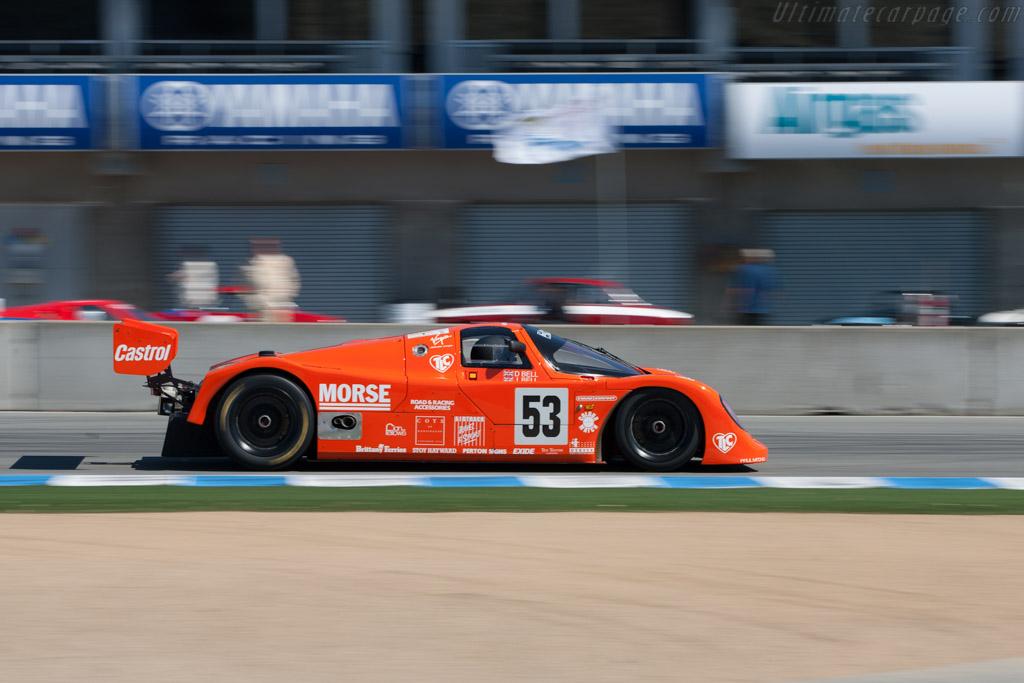 Porsche 962C GTi - Chassis: RLR-202   - 2011 Monterey Motorsports Reunion