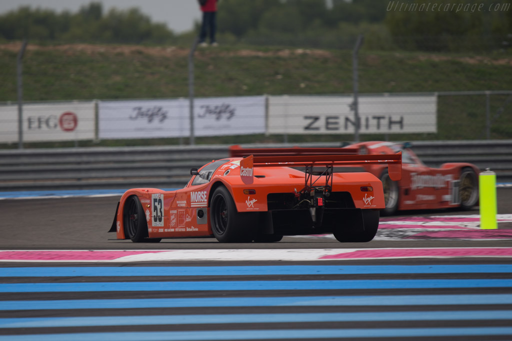 Porsche 962C GTi - Chassis: RLR-202   - 2014 Dix Mille Tours