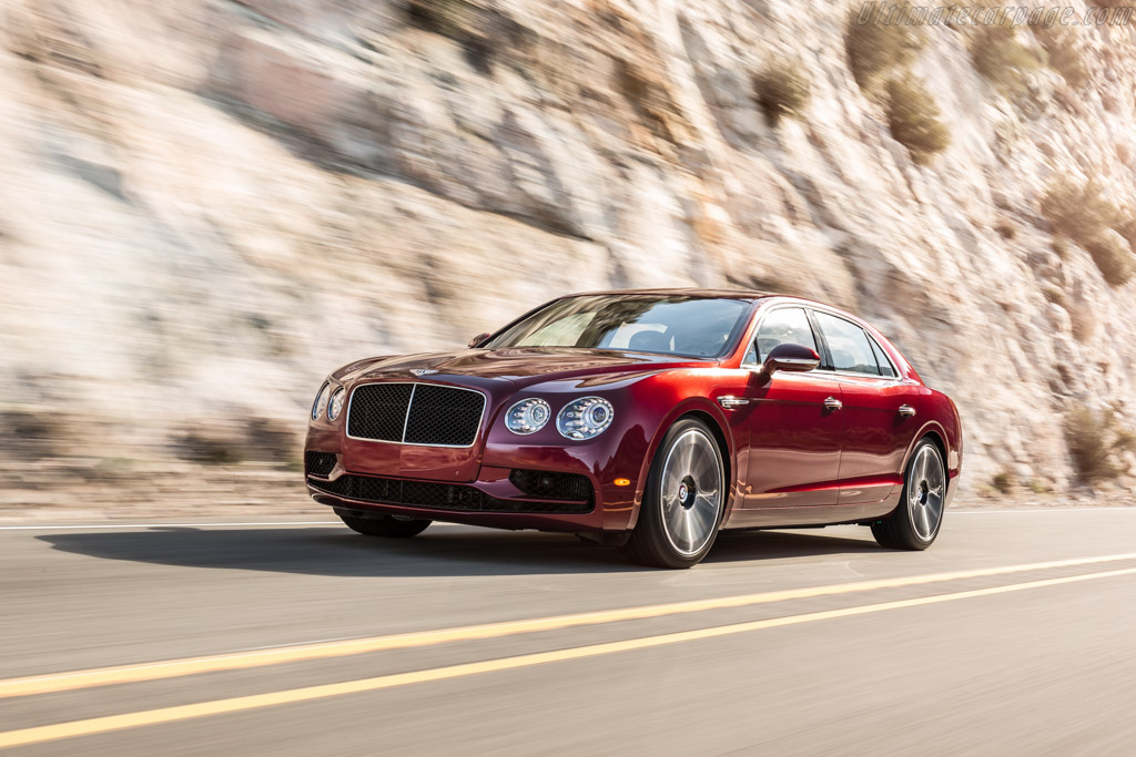 Click here to open the Bentley Flying Spur V8 S gallery