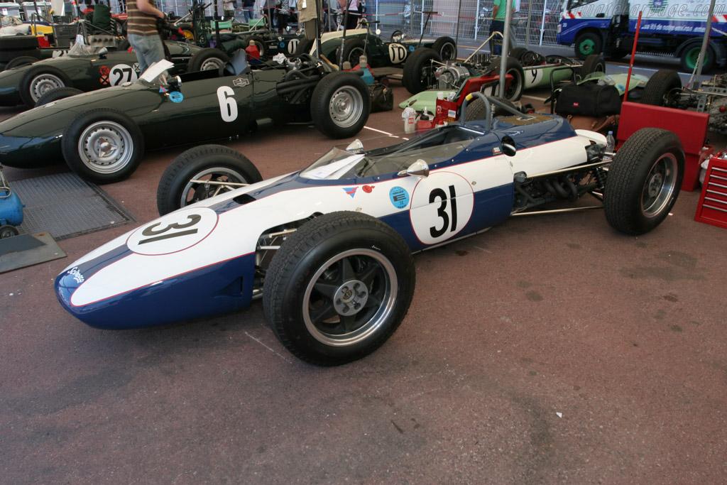 Scirocco SP1 BRM - Chassis: SP-2-63   - 2006 Monaco Historic Grand Prix