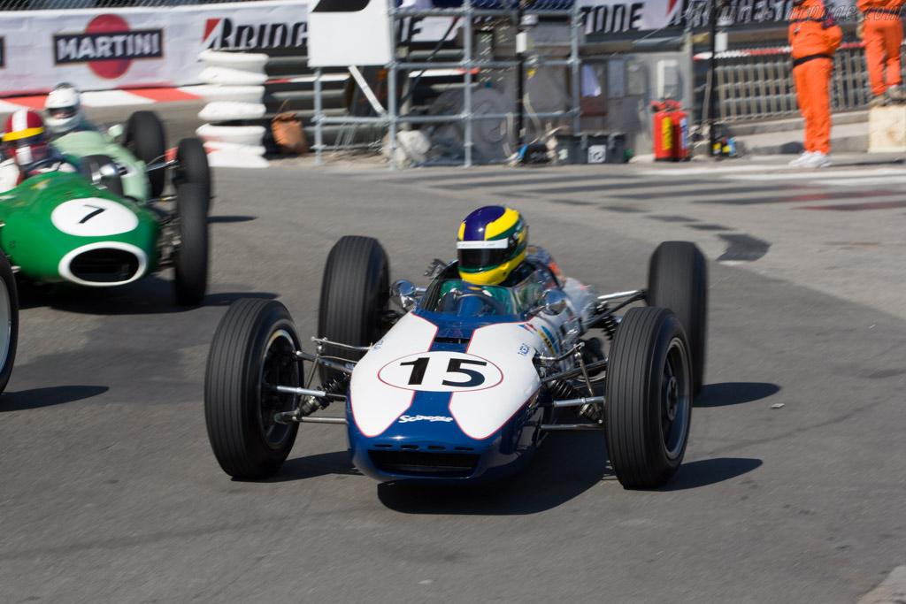 Scirocco SP1 BRM - Chassis: SP-2-63   - 2008 Monaco Historic Grand Prix