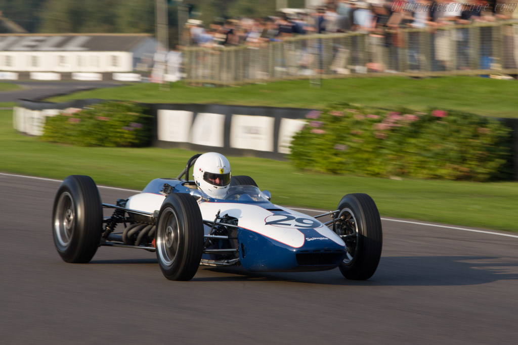 Scirocco SP1 BRM - Chassis: SP-2-63   - 2008 Goodwood Revival