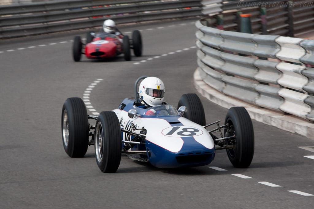 Scirocco SP1 BRM - Chassis: SP-2-63   - 2010 Monaco Historic Grand Prix