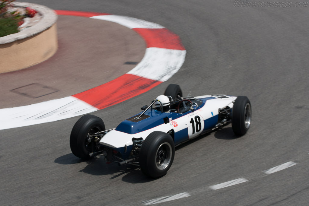Scirocco SP1 BRM - Chassis: SP-1-63   - 2012 Monaco Historic Grand Prix