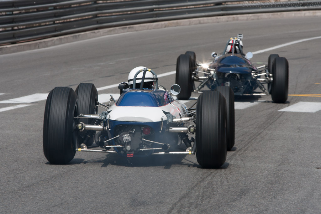 Scirocco SP1 BRM - Chassis: SP-1-63   - 2012 Monaco Historic Grand Prix