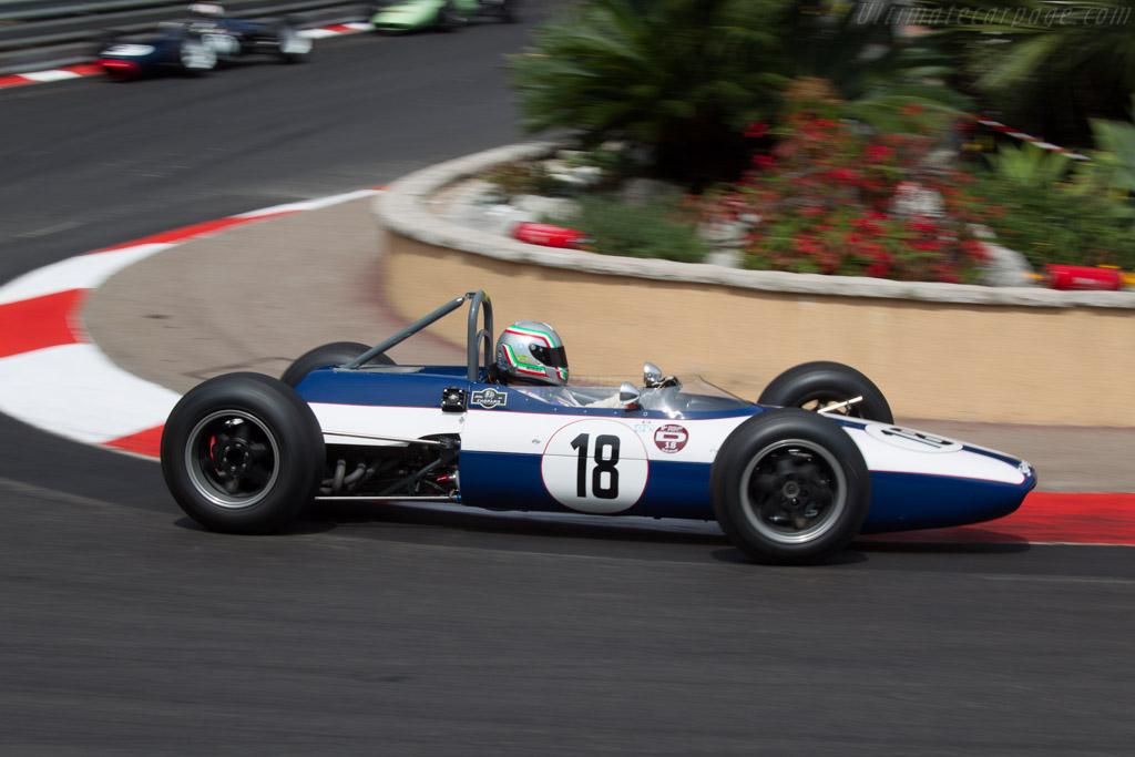 Scirocco SP1 BRM - Chassis: SP-1-63   - 2014 Monaco Historic Grand Prix