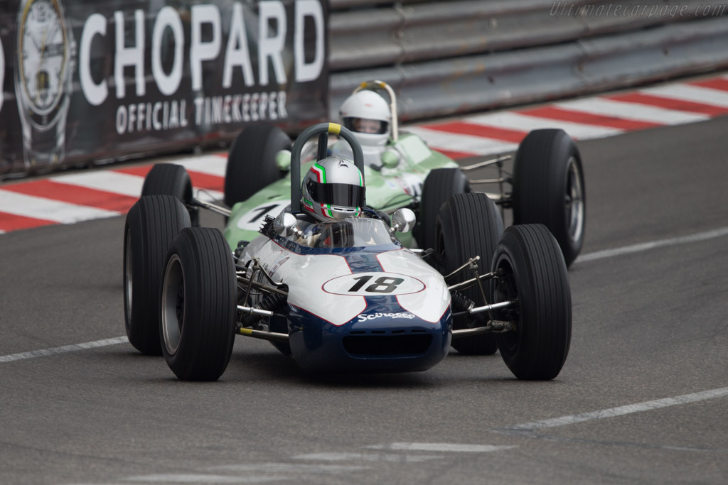 Scirocco SP1 BRM - Chassis: SP-1-63   - 2014 Monaco Historic Grand Prix