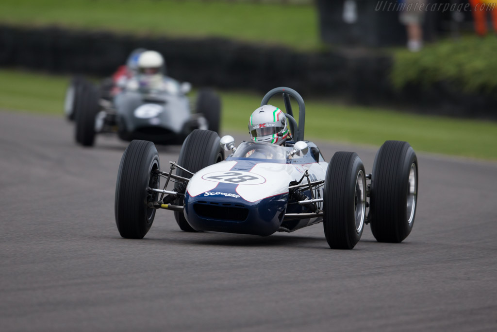 Scirocco SP1 BRM - Chassis: SP-1-63   - 2015 Goodwood Revival