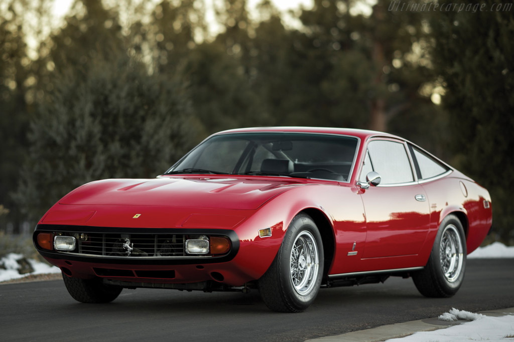 1971 1972 Ferrari 365 Gtc 4 Images Specifications And