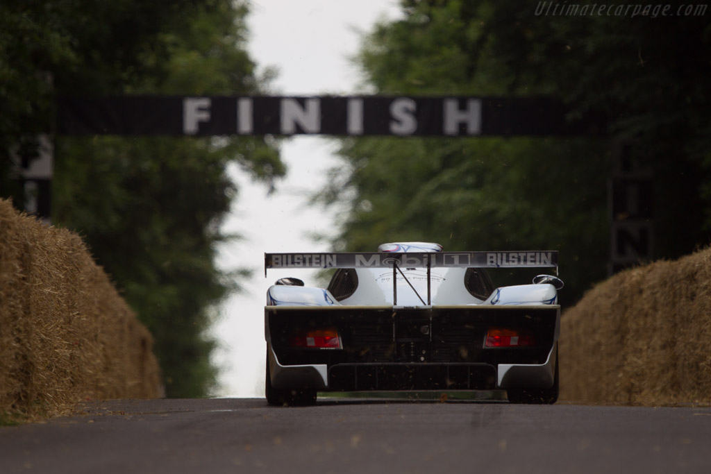 Porsche 911 GT1 '98 - Chassis: GT1/98-003   - 2013 Goodwood Festival of Speed