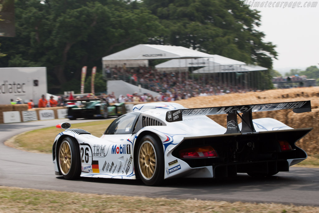 porsche 911 gt1 39 98 chassis gt1 98 003 2013 goodwood festival of speed. Black Bedroom Furniture Sets. Home Design Ideas