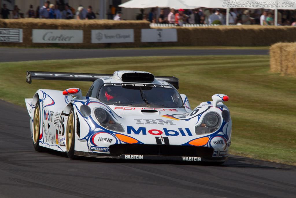 Porsche 911 GT1 '98 - Chassis: GT1/98-003   - 2013 Goodwood Festival of Speed