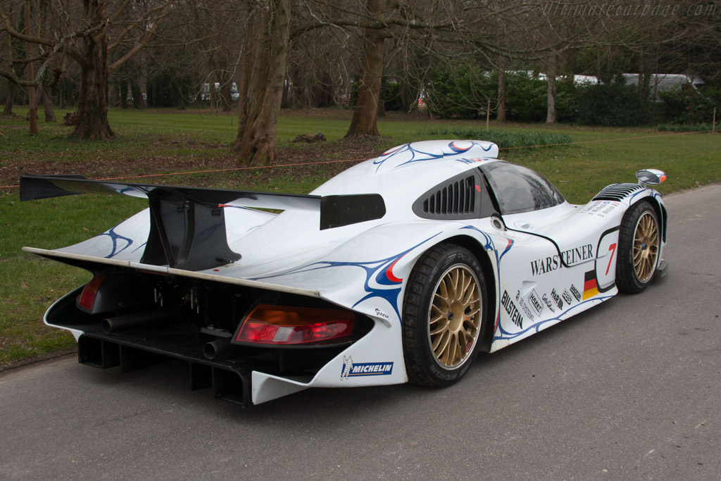 Porsche 911 GT1 '98 - Chassis: GT1/98-004   - 2013 Goodwood Preview