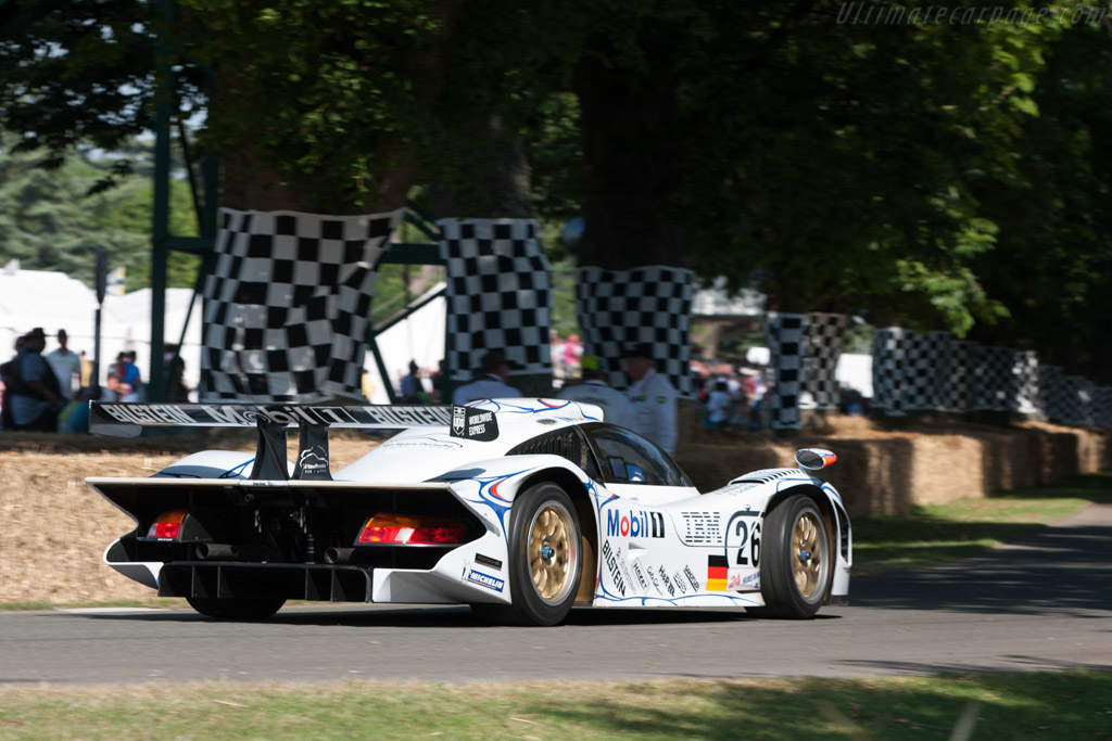 Porsche 911 GT1 '98 - Chassis: GT1/98-003   - 2009 Goodwood Festival of Speed