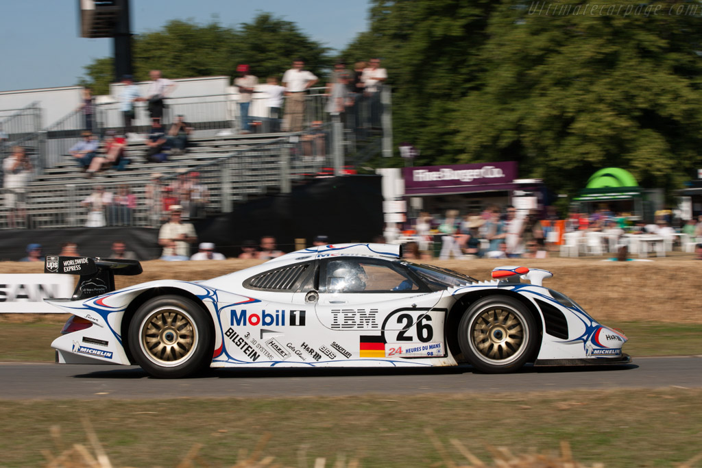 Porsche 911 GT1 '98 - Chassis: GT1/98-003   - 2009 Goodwood Festival of Speed