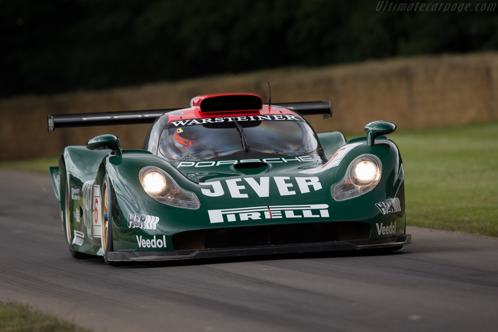 Porsche 911 GT1 '98 - Chassis: GT1/98-004   - 2016 Goodwood Festival of Speed