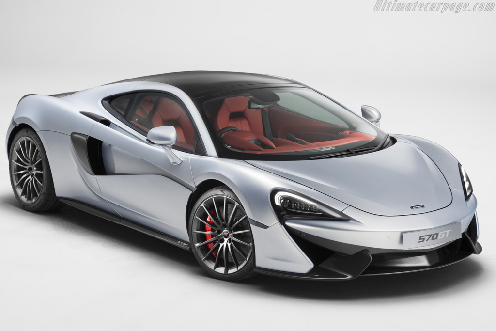 Click here to open the McLaren 570GT Coupé gallery