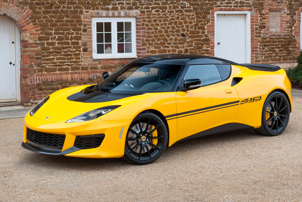 Click here to open the Lotus Evora Sport 410 gallery
