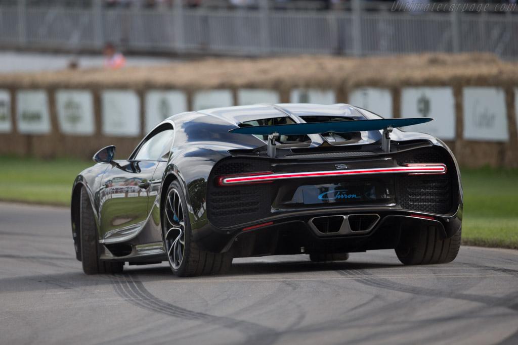 Bugatti Chiron    - 2016 Goodwood Festival of Speed