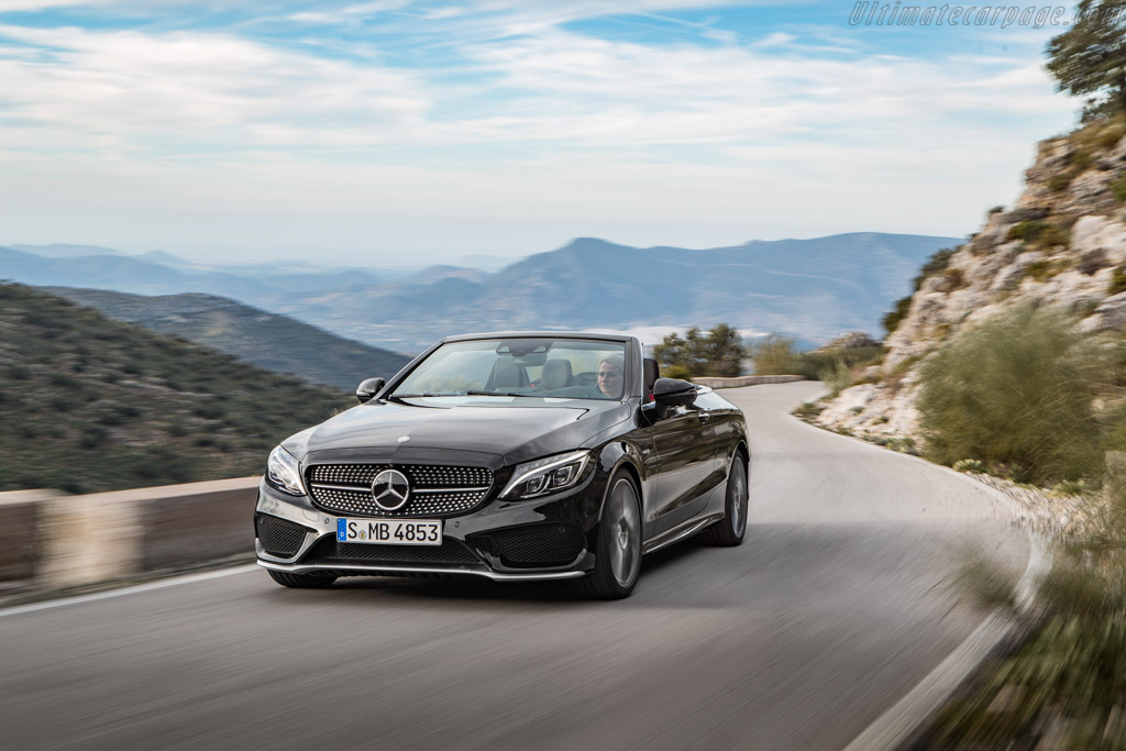 Click here to open the Mercedes-AMG C 43 Cabriolet 4MATIC gallery