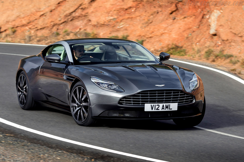 Click here to open the Aston Martin DB11 Coupe gallery