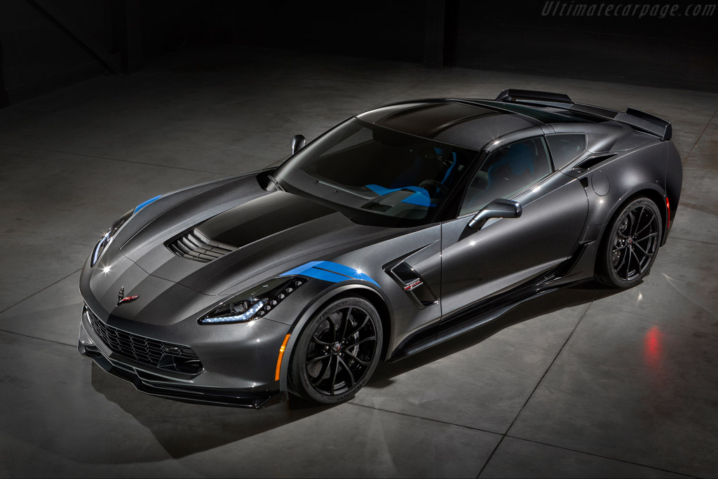 Click here to open the Chevrolet Corvette Grand Sport gallery