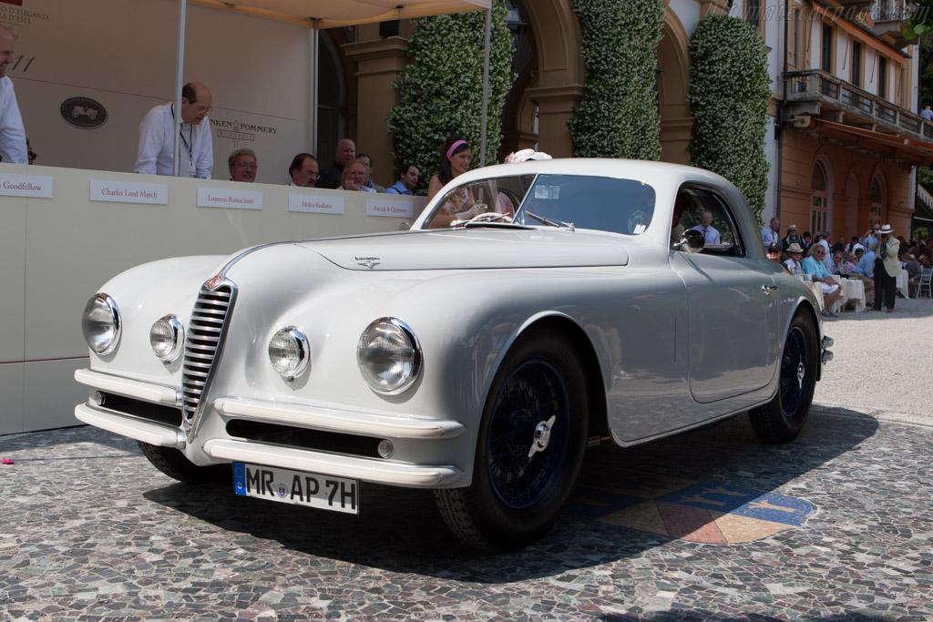 Alfa Romeo 6C 2500 SS Touring Coupe - Chassis: 915539   - 2011 Concorso d'Eleganza Villa d'Este
