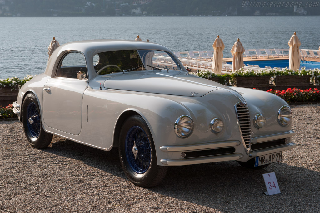 1947 1951 Alfa Romeo 6c 2500 Ss Touring Coupe Images