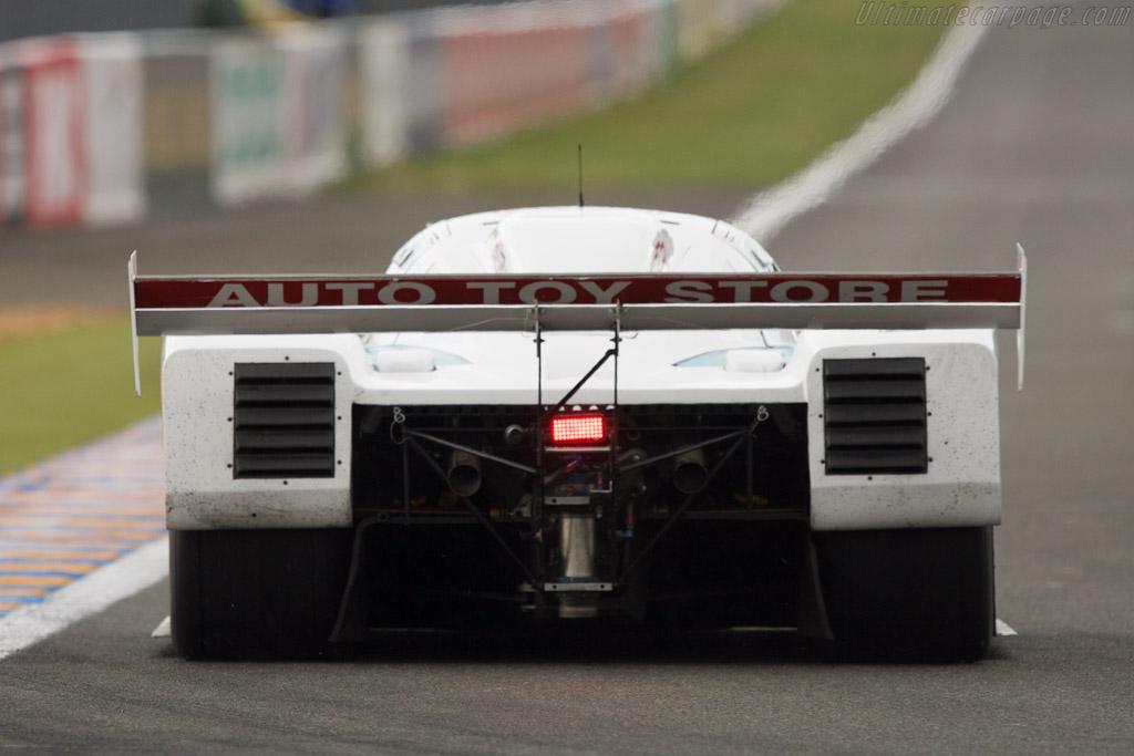 Spice SE90P Chevrolet - Chassis: SE90P-013   - 2008 24 Hours of Le Mans