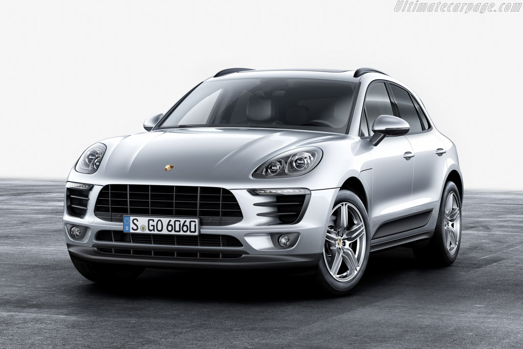 Click here to open the Porsche Macan gallery