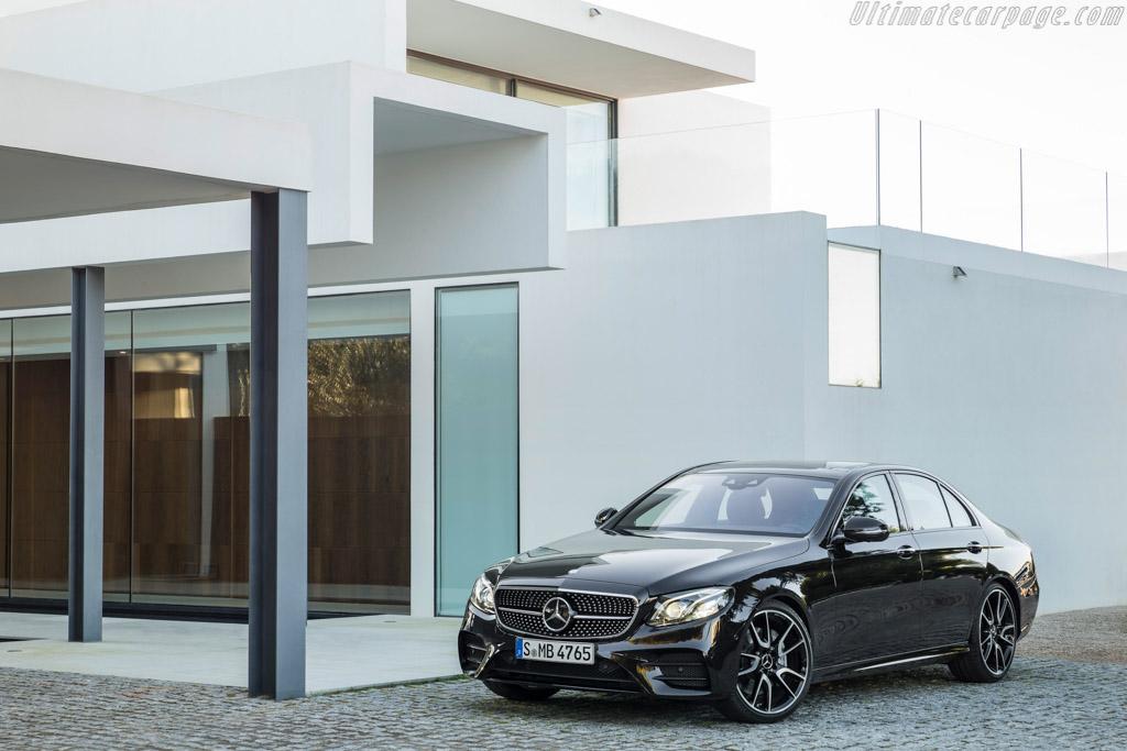 Mercedes-AMG E 43 4MATIC