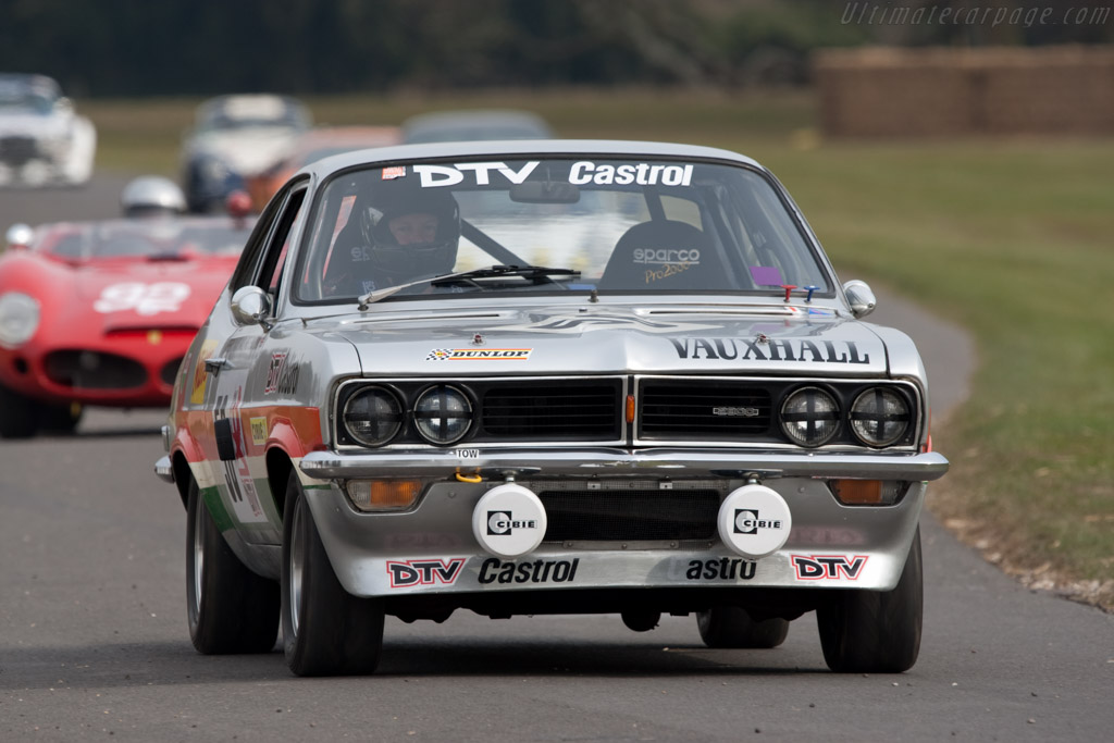 Vauxhall Firenza Magnum DTV - Chassis: 9E37PCX10377   - 2010 Goodwood Preview