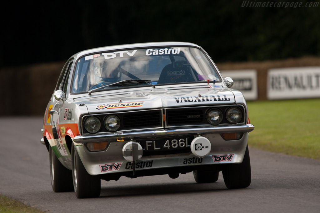 Vauxhall Firenza Magnum DTV - Chassis: 9E37PCX10377   - 2012 Goodwood Festival of Speed