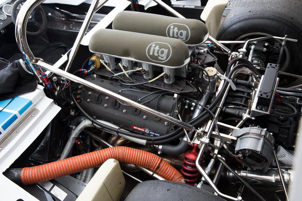 Chevron B23 DFV - Chassis: B23-73-21   - 2015 Spa Classic