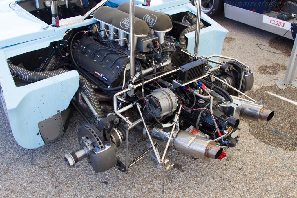 Chevron B23 DFV - Chassis: B23-73-21   - 2016 Jarama Classic