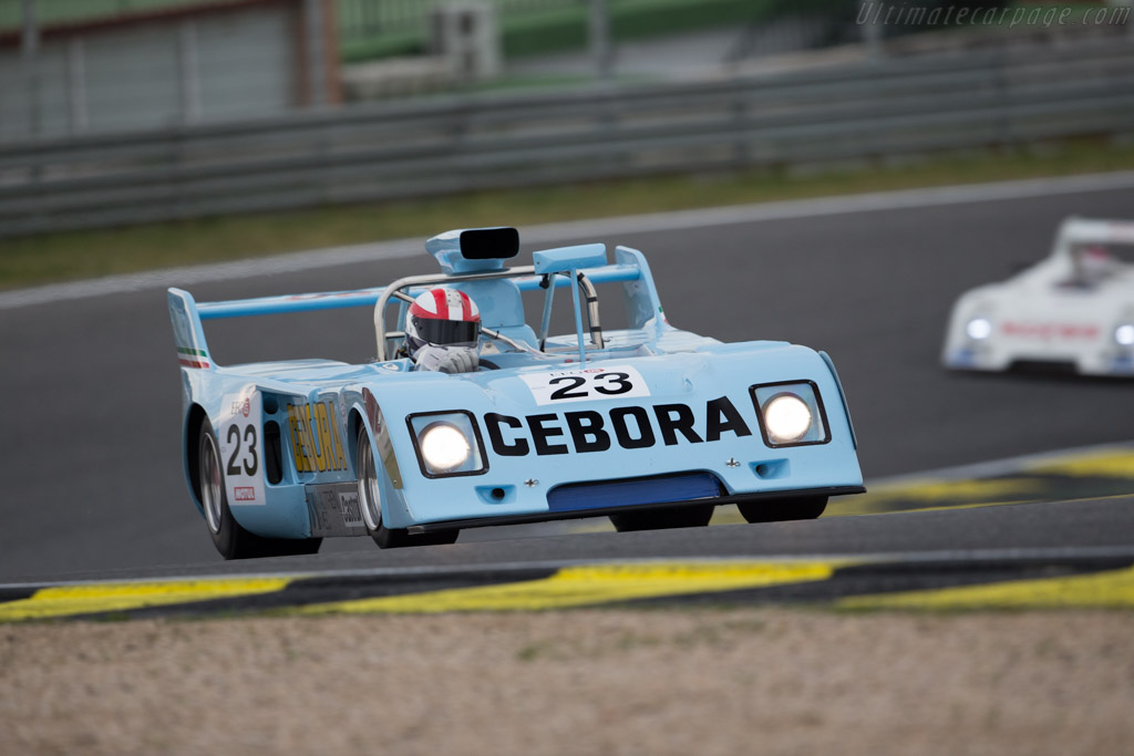 Click here to open the Chevron B23 DFV gallery