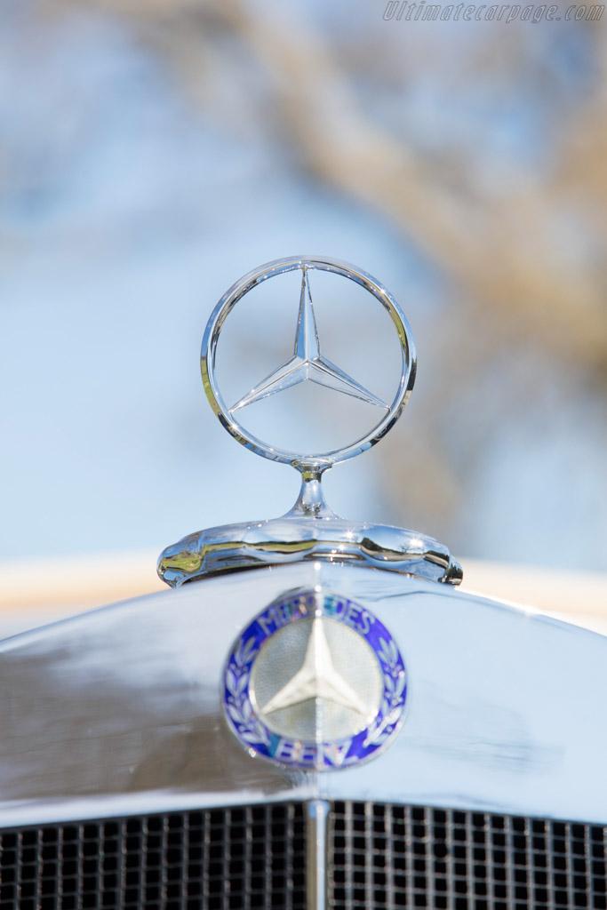 Mercedes-Benz 500 K Saoutchik Cabriolet