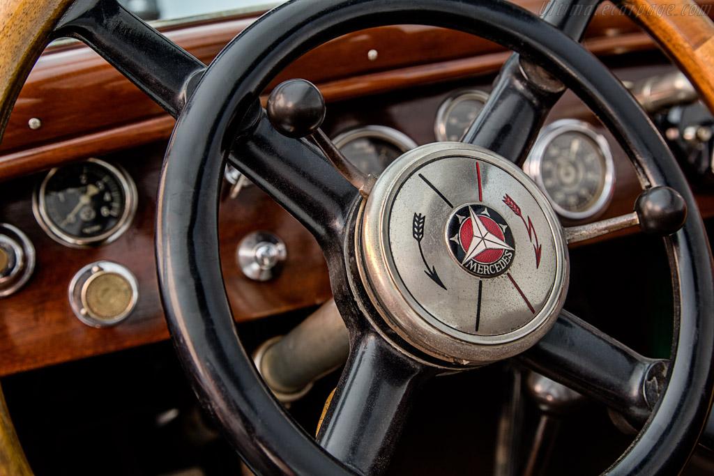 Mercedes-Benz 24/100/140hp Model K Saoutchik Cabriolet