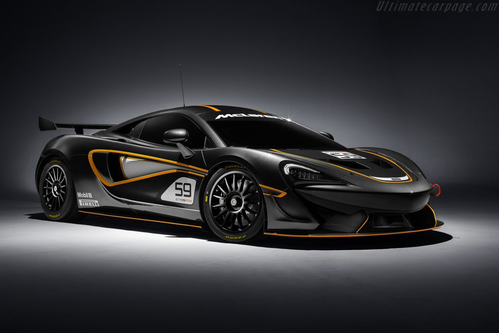 2016 Mclaren 570s Gt4 Images Specifications And Information