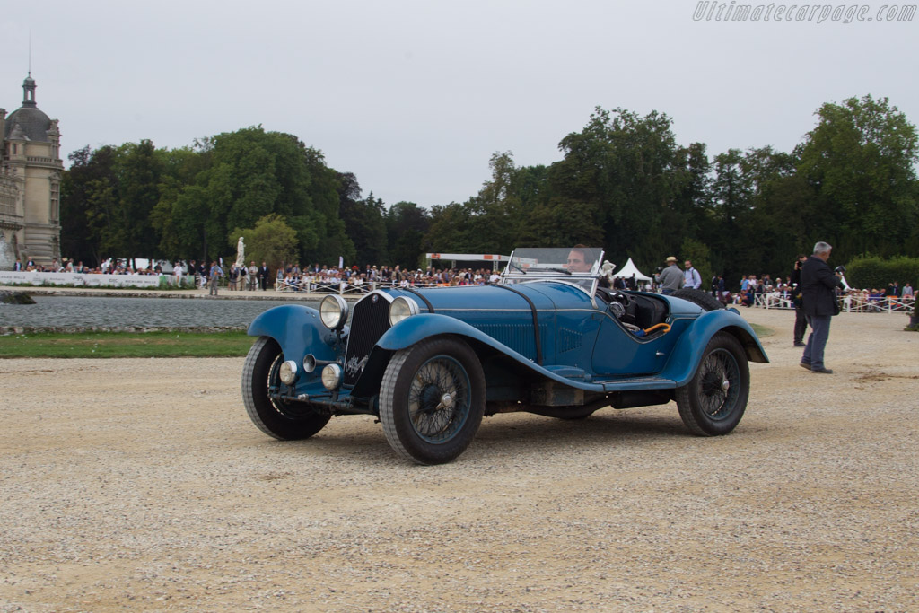 Alfa Romeo 8C 2300 Figoni Roadster - Chassis: 2211079   - 2016 Chantilly Arts & Elegance