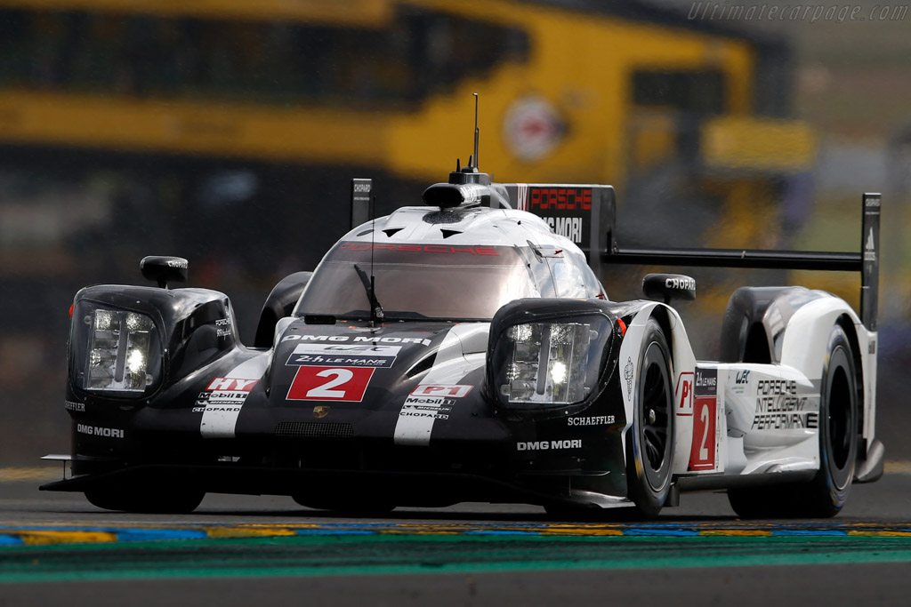 2016 Porsche 919 Hybrid Images Specifications And