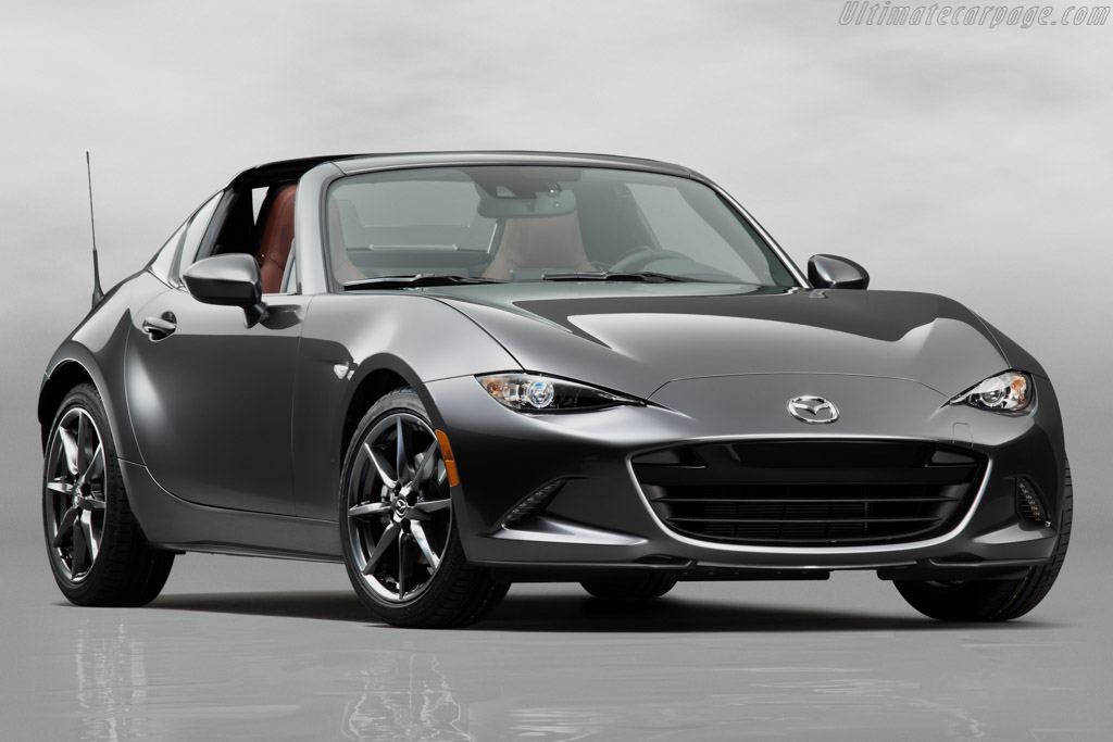 Click here to open the Mazda MX-5 RF gallery