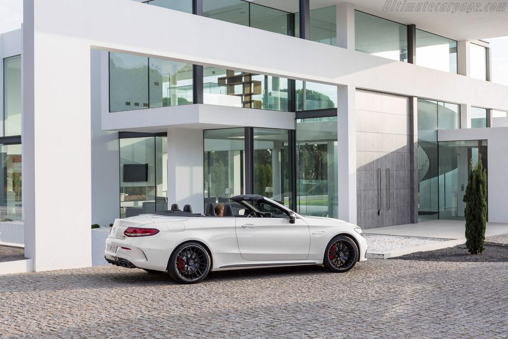 Mercedes-AMG C 63 S Cabriolet