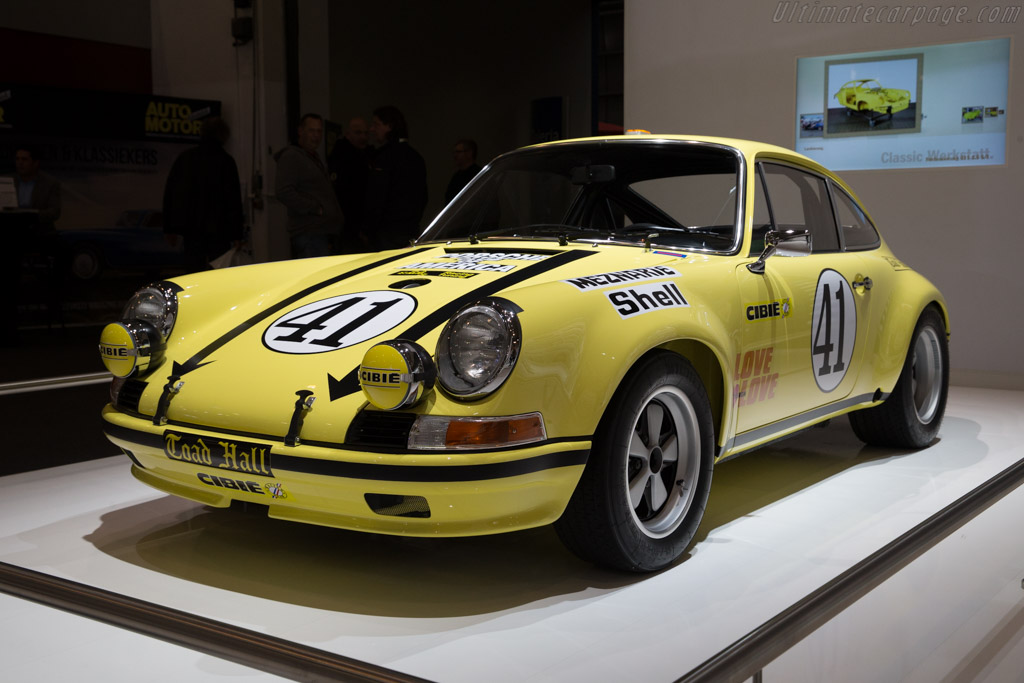 1971 1972 Porsche 911 St 2 5 Images Specifications