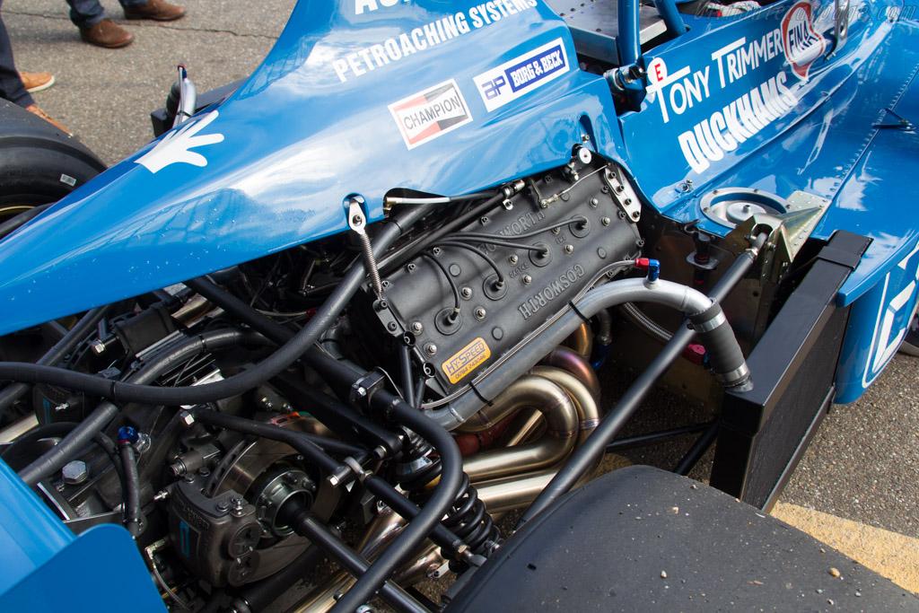 Maki F101C Cosworth - Chassis: F101/02   - 2016 Zolder Masters Festival