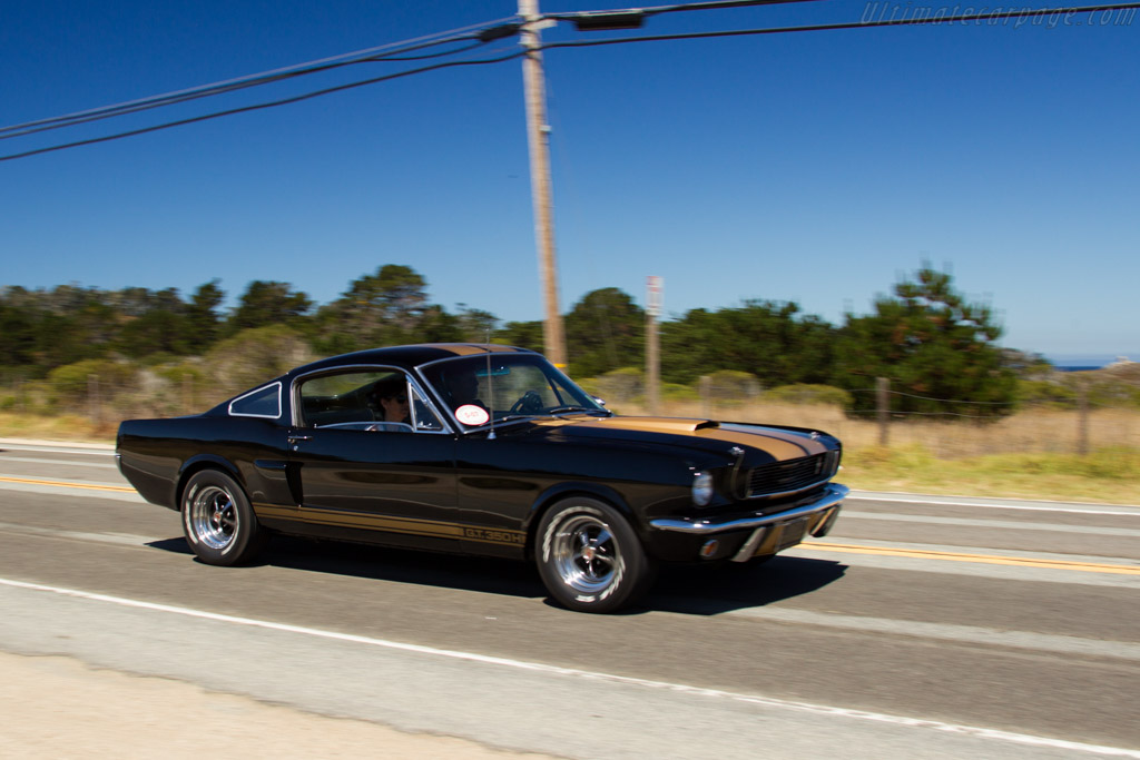 Ford Shelby Mustang GT350 H - Chassis: SFM6S698   - 2015 Pebble Beach Concours d'Elegance
