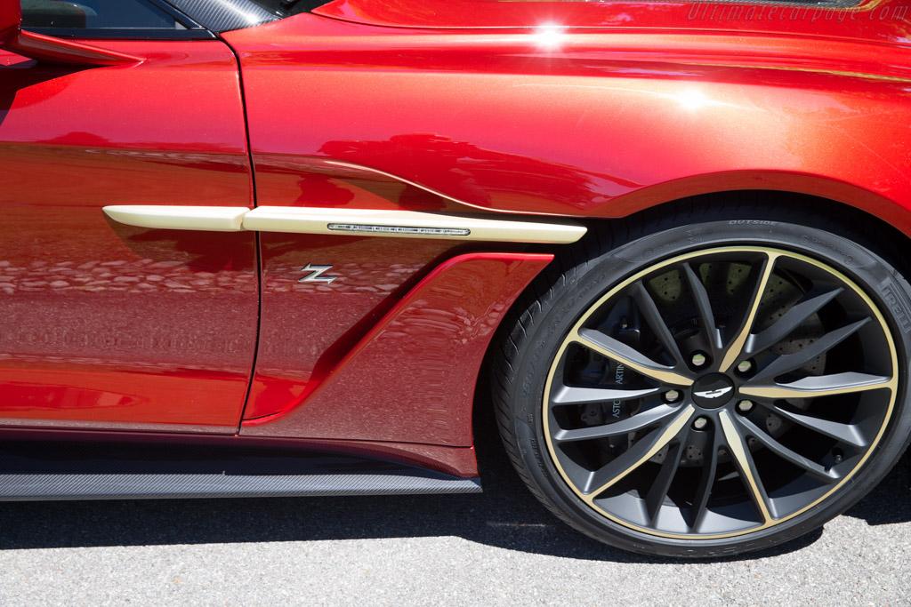Aston Martin Vanquish Zagato Concept - Chassis: SCFLMCPZ9GGJ30000   - 2016 Concorso d'Eleganza Villa d'Este