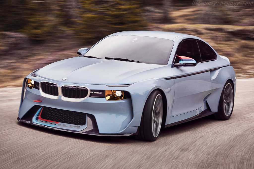 Click here to open the BMW 2002 Hommage gallery