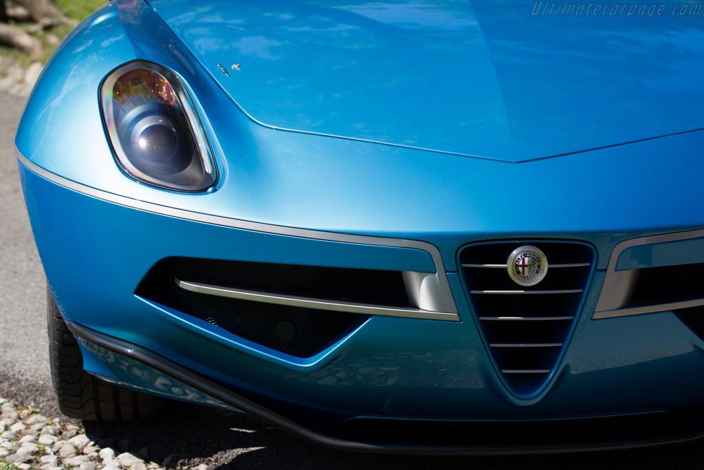 Alfa Romeo Disco Volante Spyder by Touring    - 2016 Concorso d'Eleganza Villa d'Este