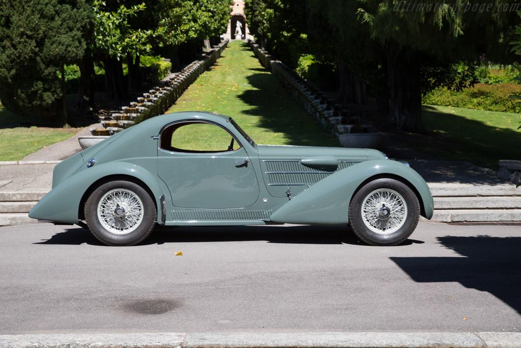Lancia Astura Castagna Aerodinamica Coupe - Chassis: 30-101   - 2016 Concorso d'Eleganza Villa d'Este